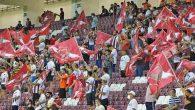 Süper Lig'de 10 maçı toplam 30.000 seyirci izledi