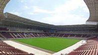 Hatayspor-Kasımpaşa maçı yeni stadyumda