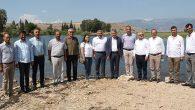 Gölbaşı Gölü'nün çevre düzenleme projesi tanıtıldı