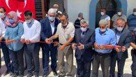Hisarcık'ta cami açılışı