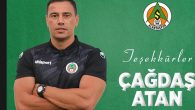 Alanyaspor Kulübünden Teşekkür: Çağdaş Atan'a