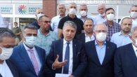AKP ve MHP'li Başkan ve üyeler,