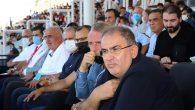 Milletvekili Maç İçin Aksaray'a Gitti