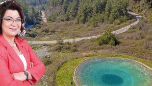 Amanos dağları milli park olsun