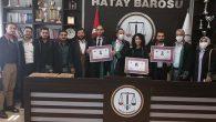 4 Genç Hukukçu Avukatlık Heyecanı Yaşadı