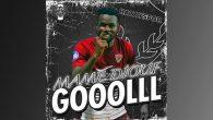 Mame Diouf'un İlk Golü