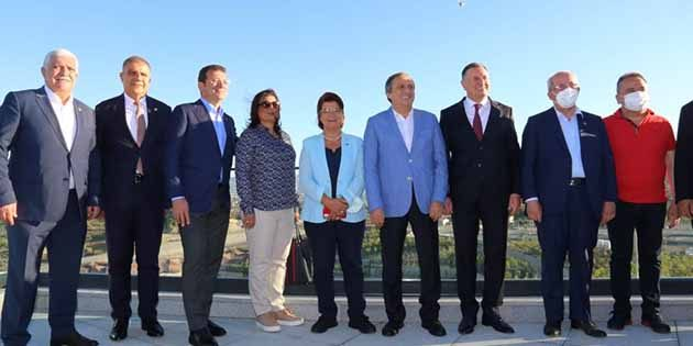 Başkanlardan EXPO'ya Tam Not