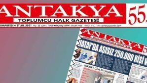 Antakya Gazetesi 55, Antakya TV 1 Yaşında/ KISA BELGESEL