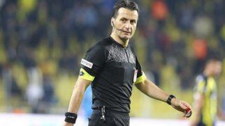 Göztepe-Hatayspor Maçı Hakemi Suat Arslanboğa