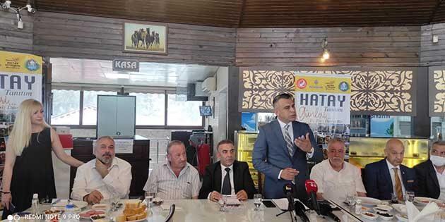 İstanbul'da Hatay Günleri 4-10 Ekim'de