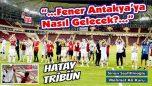 Hatay Tribün / Hatayspor 2-1 Kayserispor