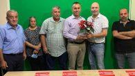 HDP Heyeti, Gazetemize ziyaretle tebriklerini iletti