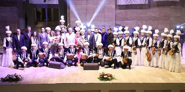Kazakistan Orkestrası Konseri