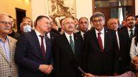 Kılıçdaroğlu Hatay BŞB'de