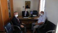 Çerko, Samandağ'da Okul Müdürleriyle Biraraya Geldi