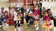 Hatayspor'a İzmir Havalimanında Sürpriz Karşılama