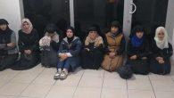 22 kaçak yakalandı sınır dışı kararı…