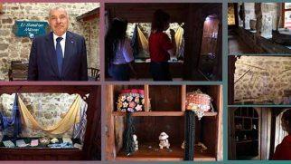 Ziyaretçileri zamanda yolculuğa çıkaran müze