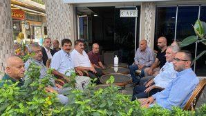 Mursaloğlu, Saray Caddesi Esnafıyla…