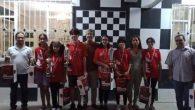 Türkiye Küçükler-Yıldızlar Satranç Şampiyonasında