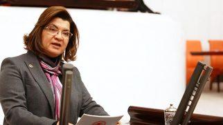 CHP'li Suzan Şahin tepkili: