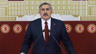 Milletvekili Hüseyin Yayman, TV'lere konuştu:
