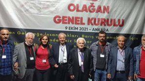 İHD 20. Genel Kurulu Ankara'da yapıldı: