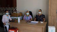 İSTE'de Aşı Ortamı