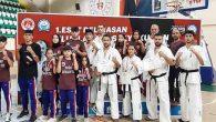 Yayladağı'nda  Başarılı  Karateciler