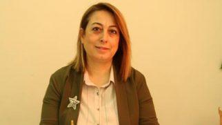 AKP kadın kolları başkanı kovid'e yakalandı
