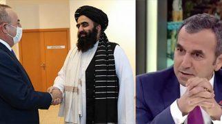 Babüroğlu, Taliban heyetiyle görüşmeyi yorumladı: