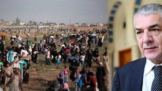 Suriyeli mülteciler kendilerini güvende hissetmedikçe…