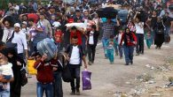 Türkiye'de 3 Milyon 715 Bin  913 Suriyeli Var