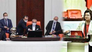 ŞAHİN, 3600 Göstergeyi Meclis kürsüsünden sordu