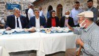 Başkan Yılmaz yaşlı vatandaşlarla bir araya geldi …